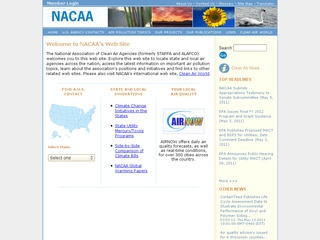 State/Local Air Pollution Control Agencies
