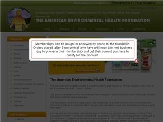 American Environmental Health Foundation
