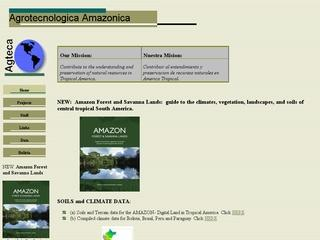 Agrotecnologica Amazonica - Agteca