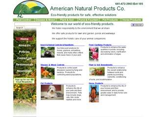 American Natural Products Co.