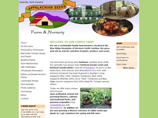 Appalachian Seeds