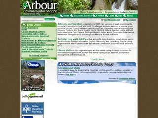 Arbour Environmental Shoppe