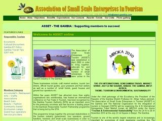 Association of Small Scale Enterprises in Tourism