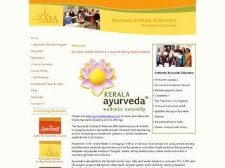Ayurveda Institute of America