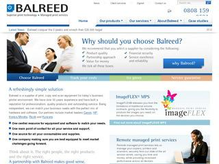 Balreed Managed Green Printing