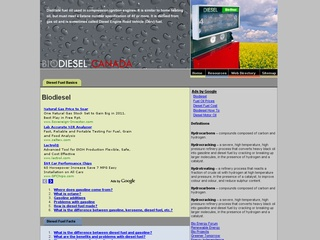 Biodiesel Association of Canada (BAC)