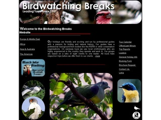 Birdwatching Breaks