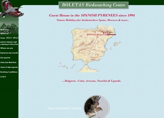 Boletas Birdwatching Centre