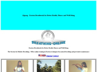 The Society for Holistic Breathing