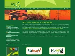 Biomass Technology Group