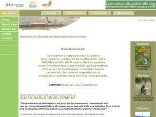 The Business & Biodiversity Resource Centre