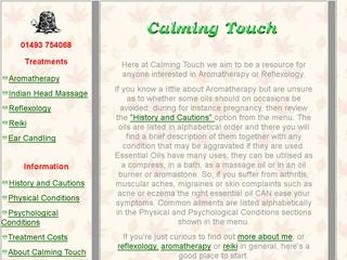 Calming Touch