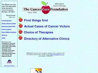 Cancer Cure Foundation