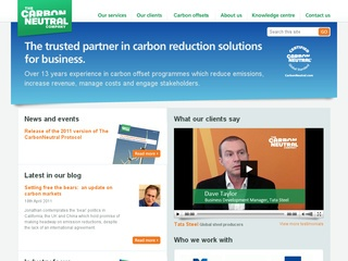 The Carbon Neutral Company