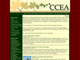Canadian Council on Ecological Areas