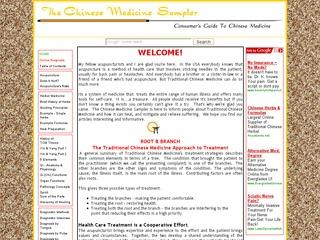The Chinese Medicine Sampler