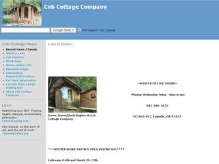 Cob Cottage Company, The