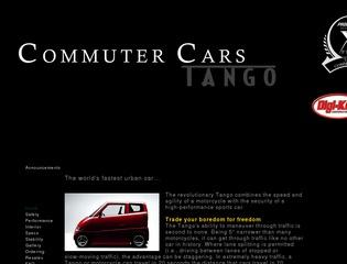 Commuter Cars Corporation