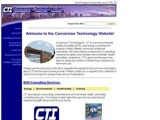 Conversion Technology, Inc.