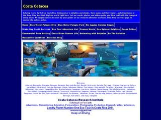Costa Cetacea Research Institute