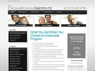 Crossroads Institute