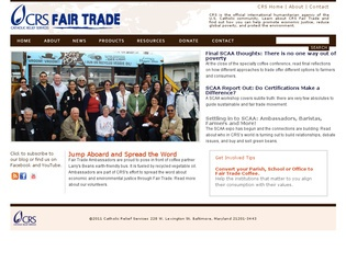 Fair Trade | Catholic Relief Services