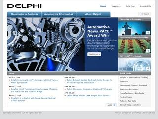 Delphi Automotive Systems Announces Solid Oxide Fuel Cell Vehicle