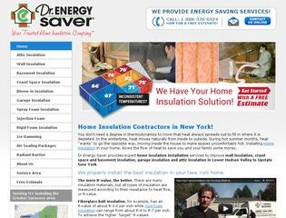 Dr. Energy Saver NY Insulation