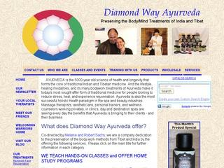 Diamond Way Ayurveda