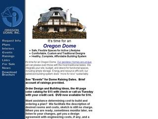 Oregon Dome, Inc.