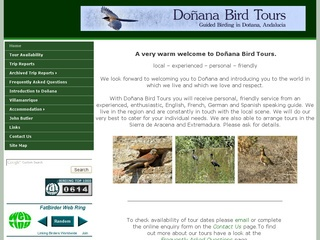 Donana Bird Tours