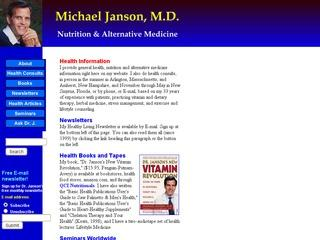 Dr. Michael Janson, MD