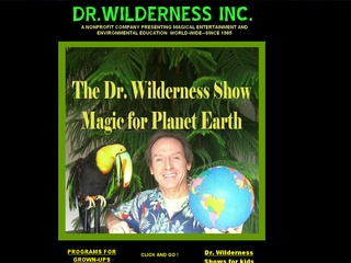 The Dr. Wilderness Show