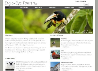 Eagle-Eye Tours