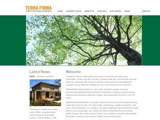 Terra Firma Earth Building Company
