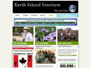 Earth Island Institute: Innovative Action for the Environment