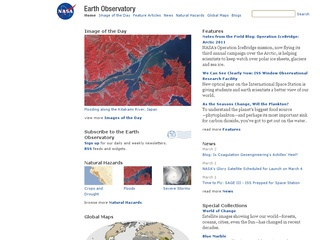 NASA: Earth Observatory