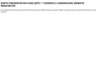 Earth Preservation Fund
