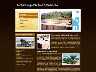 Earthuprising Adobe Block & Machine Co.