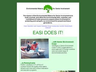 Environmental Alliance for Senior Involvement