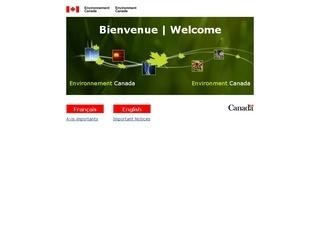 Environment Canada's Green Lane/Environnement Canada