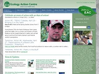 The Ecology Action Centre