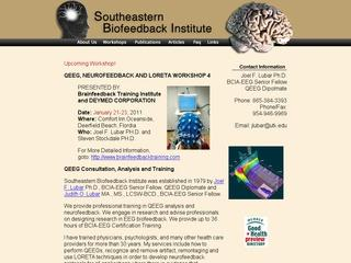 Southeastern Biofeedback and Neurobehavioral Institute