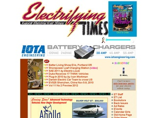 Electrifying Times Magazine