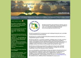 Environmental & Land Use Section - Florida Bar
