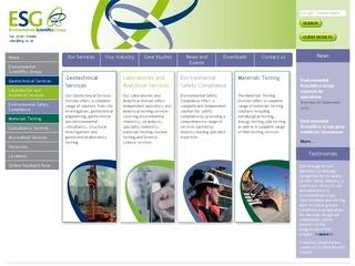 Environmental Services Group Limited