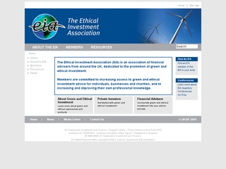 Ethical Investment Association