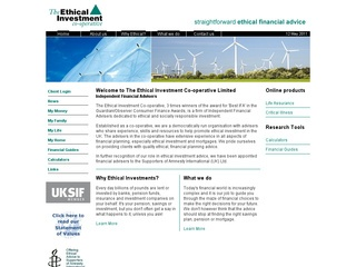The Ethical Investment Co-operative