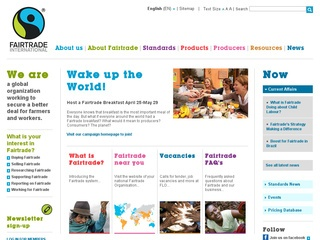 Fairtrade Labelling Organizations International