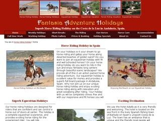 Fantasia Adventure Holidays